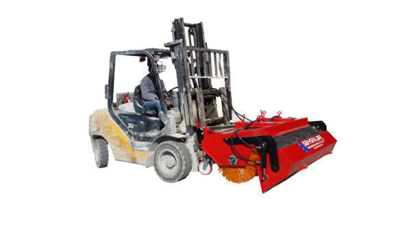Forklift Sweeper